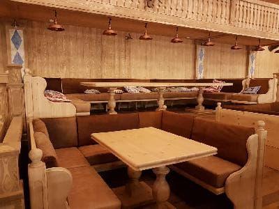 VIP зона для ресторана