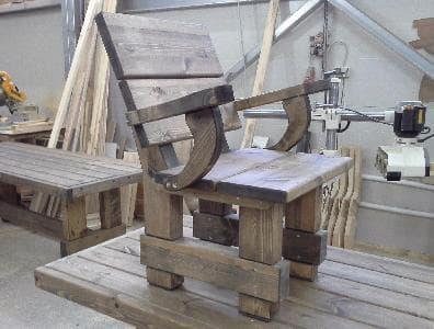 купить деревянный стул в СПб